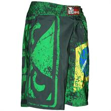 Bad Boy Brazil Flag Fight Shorts
